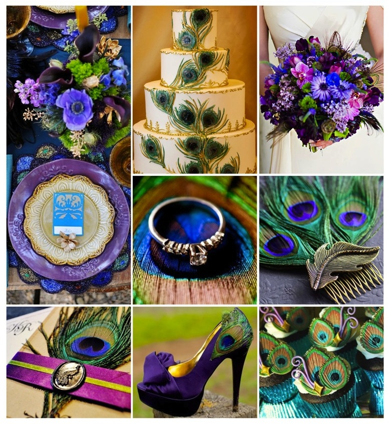 Weddings_Illustrated_Peacock_Inspiration_Board_Ring_photo_Raduban_Photography